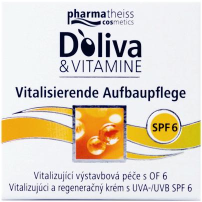 Долива витамини крем