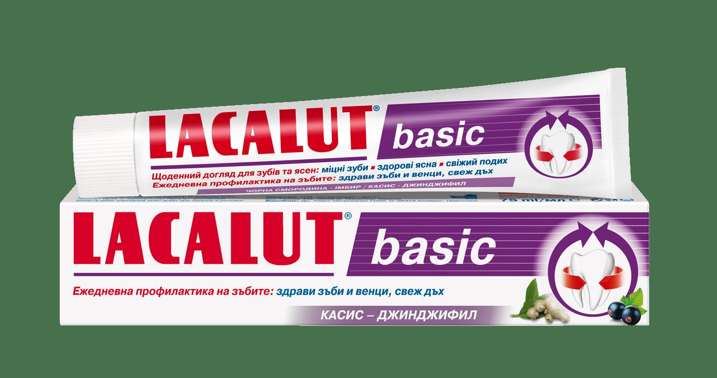 Лакалут бейсик касис + джинджър