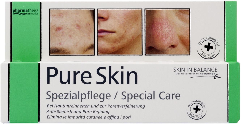 Skin in Balance Pure Skin крем съпътстваща грижа