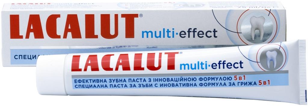 Лакалут паста за зъби с мулти-ефект
