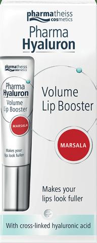 Pharma Hyaluron обемен филър за устни, Marsala