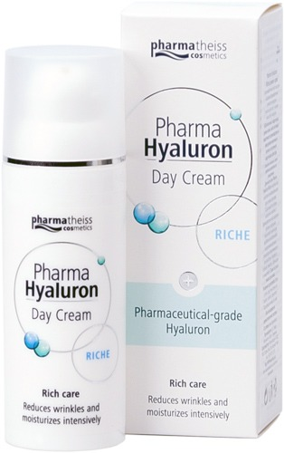 Дневен крем Pharma Hyaluron Riche