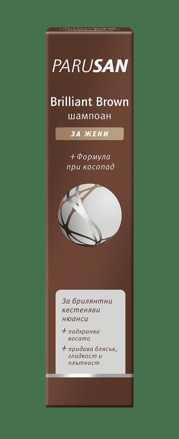 Parusan Brilliant Brown, шампоан