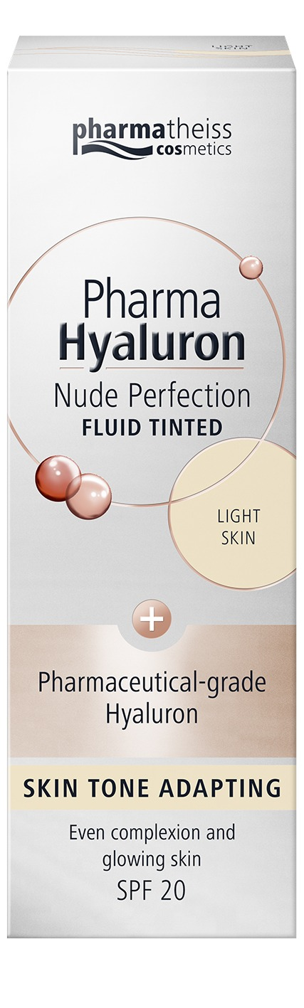 Nude Perfection Тониращ анти-ейдж флуид за светла кожа с SPF20